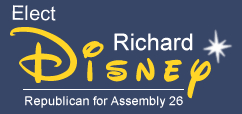 Richard Disney's copyright infringing logo