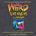 The cover of Weird Las Vegas and Nevada
